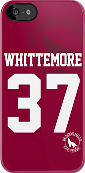 "Teen Wolf ""WHITTEMORE 37"" Lacrosse by kinxx"