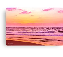 Wake Up With a Dream Canvas Print