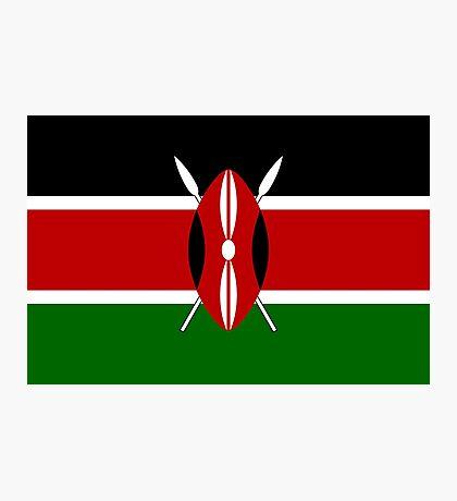 Kenya - Standard Photographic Print