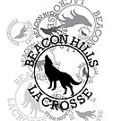 Beacon Hills Lacrosse Team Logo - V2 by kinxx