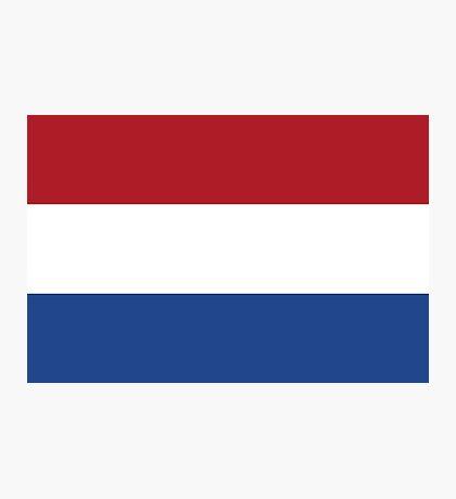 Netherlands - Standard Photographic Print