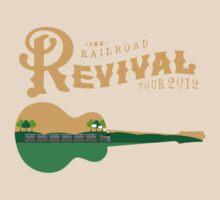 Railroad Revival Tour 2012 Design Contest by Christopher Johnson