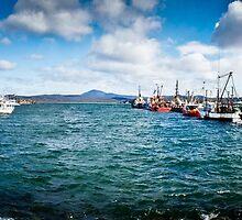 Eden Wharf Panorama by SimplisticPhoto