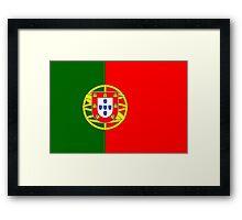 Portugal - Standard Framed Print