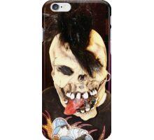 Punk Monster iPhone Case/Skin