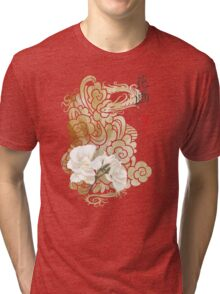Dragon v Tri-blend T-Shirt
