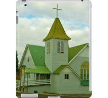 The Plummer (Idaho) Bible Church iPad Case/Skin