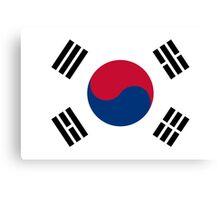 South Korea - Standard Canvas Print