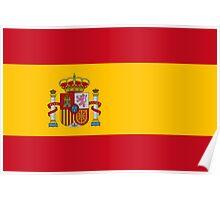 Spain - Standard Poster