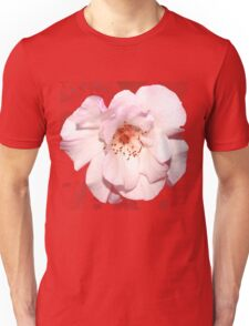 Lady of the dawn rose tee Unisex T-Shirt