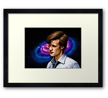 Doctor Who: A Thousand Years Framed Print