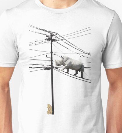 Rhino Wire Unisex T-Shirt