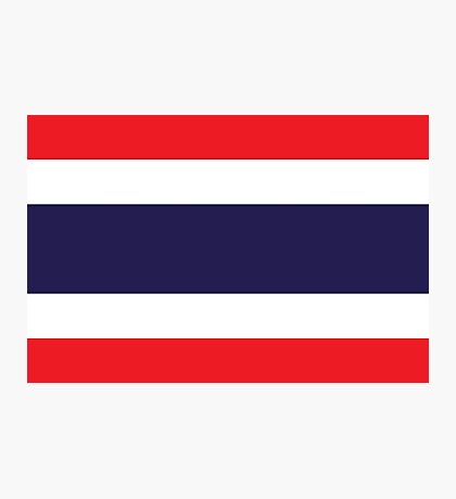 Thailand - Standard Photographic Print