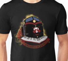 Revive the Music on Rails Unisex T-Shirt
