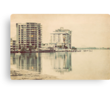 Cotton Tree Canvas Print