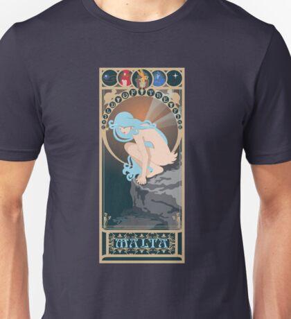 Malta Nouveau - Sea Prince and the Fire Child Unisex T-Shirt