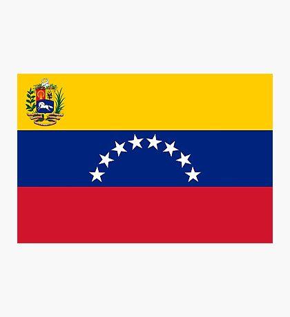 Venezuela - Standard Photographic Print