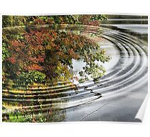 Ripples of Fall Poster