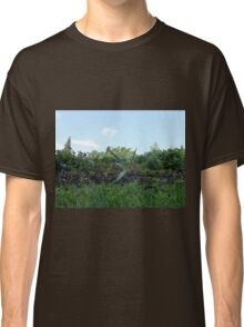 Plant Life Under The Blue Sky Classic T-Shirt