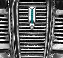 1959 Ford Edsel Grille by onyonet photo studios