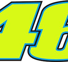 Valentino Rossi by nfydesigns