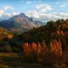 Fall in the Rockies by Susan Humphrey