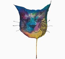 Tie Dye Cat Unisex T-Shirt