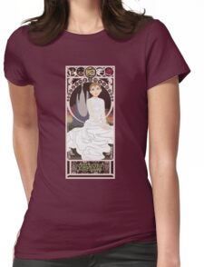 Childlike Empress Nouveau - Neverending Story Womens Fitted T-Shirt