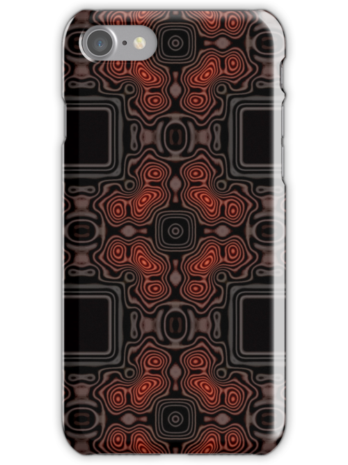 Black Squares I by SusanAdey