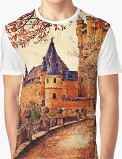 Stone Castle - Vintage Graphic T-Shirt