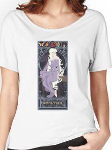 Amalthea Nouveau - The Last Unicorn Women's Relaxed Fit T-Shirt