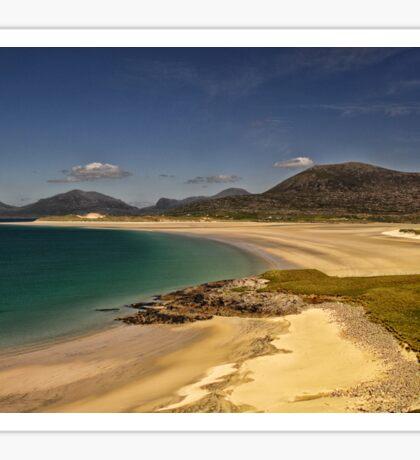Harris: South West Coast Beaches Sticker