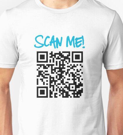 Scan Me! Unisex T-Shirt