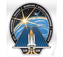 STS-115 Mission Logo Poster