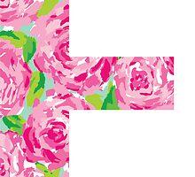 """E"" Rose Letter by emmytyga"