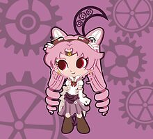 Chibimoon - Steampunk by CptnLaserBeam