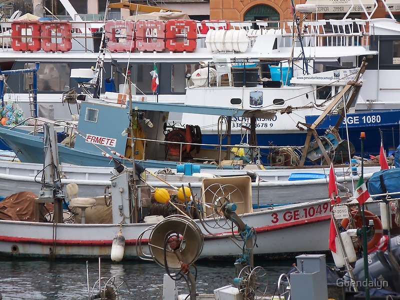 IL MERCATO NEL MARE - BUT WHAT LOVELY MARKET IN THE SEA - CAMOGLI - ITALY .EUROPA-VETRINA RB EXPLORE 27-11-2012 by Guendalyn