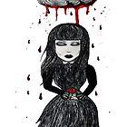 bleeding rain by grostique
