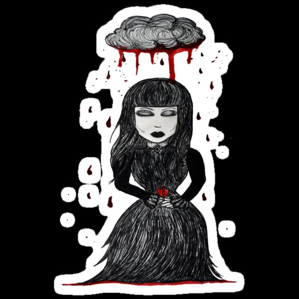 bleeding rain by lucy beckett