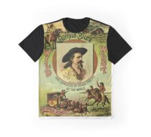 Buffalo Bill Wild West Show Graphic T-Shirt