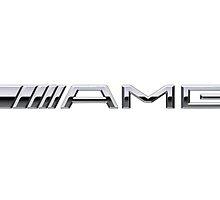 AMG logo by rodrigochr9