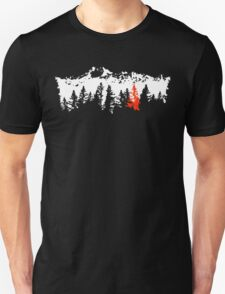In The Pines Unisex T-Shirt
