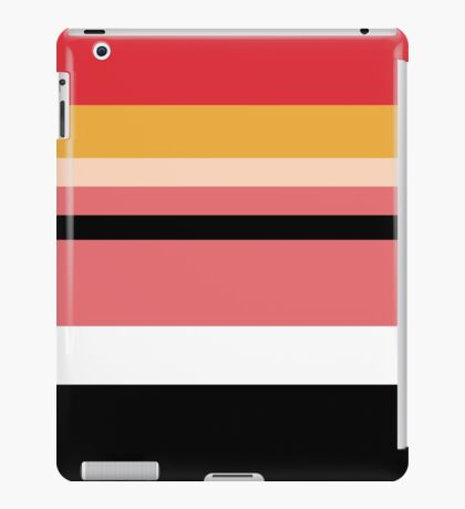 Minimalist Powerpuff Girls Blossom [iPhone / iPad / iPod Case] iPad Case/Skin