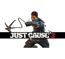Just Cause 3 Photographic Print