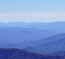 Smoky Mountains by FishmanPhoto