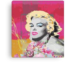 Goodbye Norma Jean  Canvas Print
