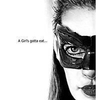 Anne Hathaway, Selina Kyle - The Dark Knight Rises. by IndyMan33