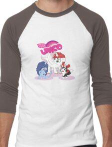 My Little Unico Men's Baseball ¾ T-Shirt