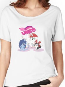 My Little Unico Women's Relaxed Fit T-Shirt