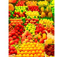Fruit Shoppe Photographic Print